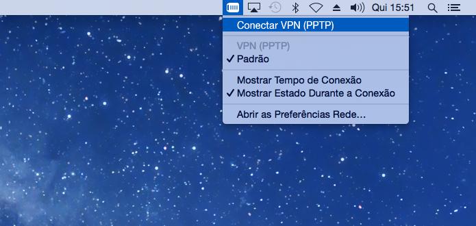 Aprenda a criar uma conexão VPN no Mac OS X (Foto: Reprodução/Edivaldo Brito)