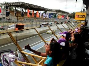 Criança Esperança - Pense e Faça - Stock Car (Foto: Divulgação)