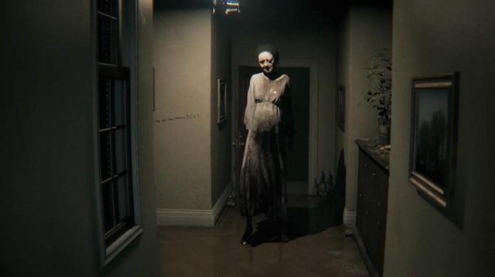 Silent Hills / P.T. prometia ser o futuro dos games de terror antes de ser cancelado (Foto: Reprodução/Silent Hill Wiki)