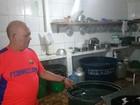 Moradores de Belém armazenam água para driblar falta de abastecimento