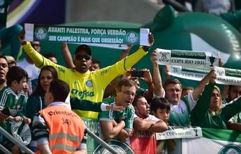 Faça contas: simule combinações que podem manter Palmeiras na liderança