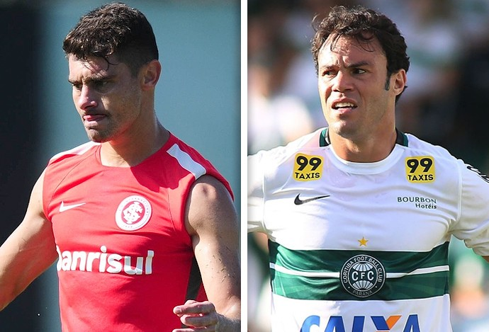 Montagem Alex e Kleber, Botafogo  (Foto: Editoria de Arte)