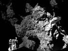 Cientistas farão última tentativa de contatar robô pousado em cometa