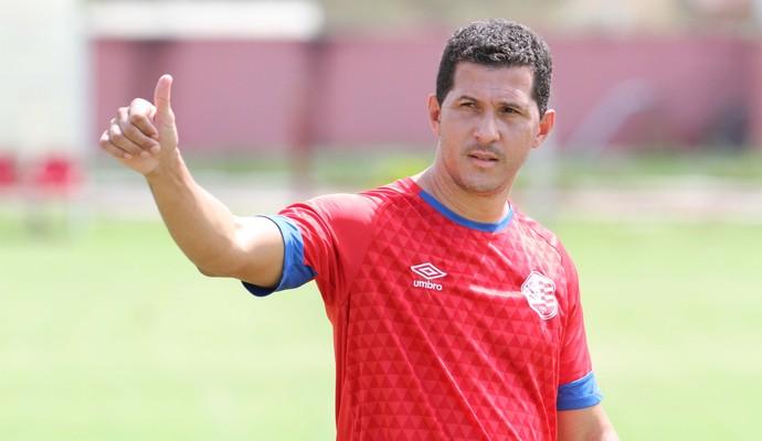 Fabiano Eller Náutico 2 (Foto: Aldo Carneiro/ Pernambuco Press)