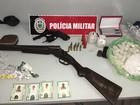 Polícia prende grupo suspeito de tráfico na Grande João Pessoa