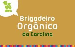 Brigadeiro Orgânico da Carolina