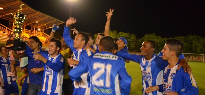 Campeonato Roraimense (Foto: Nailson Wapichana/GloboEsporte.com)