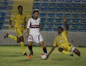 Márcio Tarrafas, meia foi destaque no Ferroviário (Foto: Kid Júnior/Agência Diário)