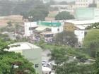 Estudantes protestam contra PEC 241, em Cariacica, ES
