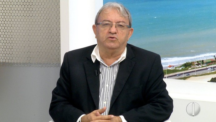 Judas Tadeu presidente do ABC (Foto: Reprodução)