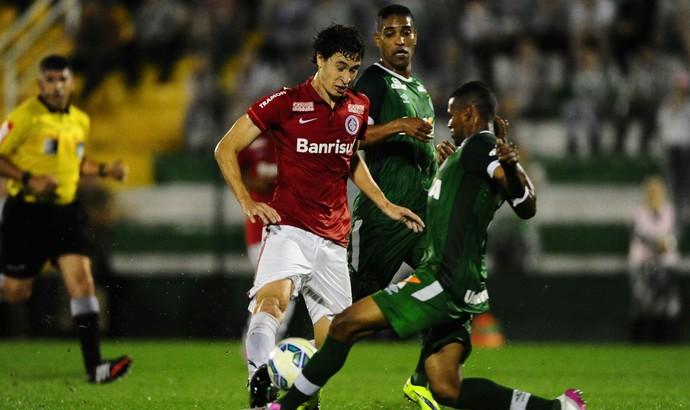 Rodrigo Dourado Inter Internacional Chapecoense (Foto: Ricardo Duarte / Divulgação, Internacional)