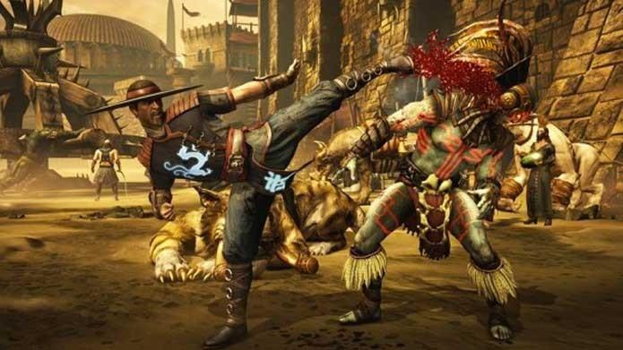 Fullgames oferece Mortal Kombat X mais barato (Foto: Divulgação/Warner)