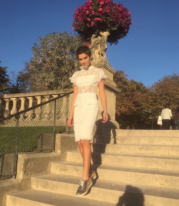 Isabella Santoni (Foto: Glamour)