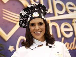 Virna - Super Chef (Foto: TV Globo / Mais Você)