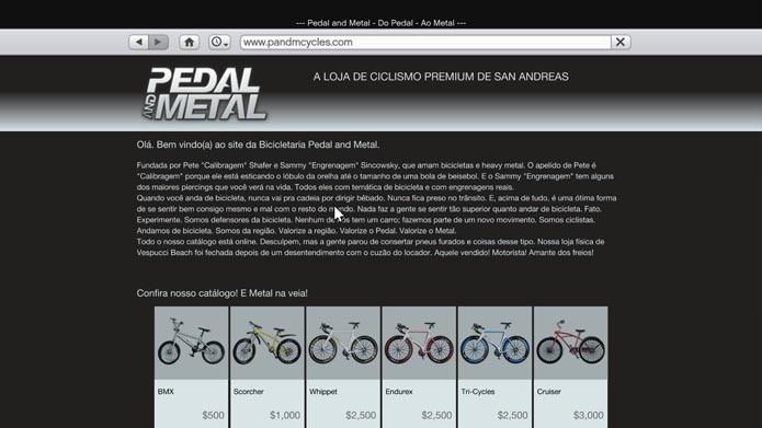 Pedal and Metal (Foto: Reprodução/Murilo Molina)