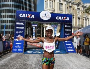 Maria Zeferina Baldaia destacou mudanças no percurso da prova (Foto: Luiz Doro/adorofoto)