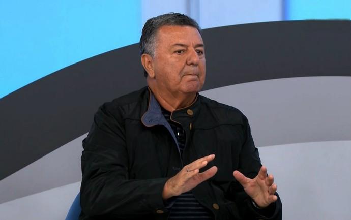 Arnaldo Cézar Coelho Bem, Amigos! (Foto: Reprodução SporTV)