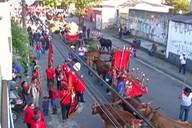 50 mil assistem a Entrada dos Palmitos em Mogi das Cruzes