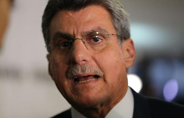 Romero Jucá (Foto: Valter Campanato/Agência Brasil)