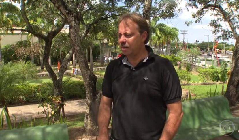 Sérgio Oliveira _ TV Bahia (Foto: Divulgação)