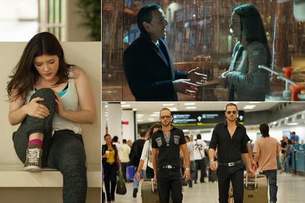 Cinema de todo o mundo na Globo: o canadense 'Salvem Minha Filha', o belga 'O Último Diamante' e o colombiano 'Guerra do Tráfico' (Foto: Divulgação)