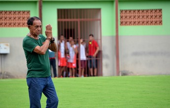 """""""Evoluímos"""", diz Marcelo Altino sobre elenco na partida com Rio Branco-AC"""