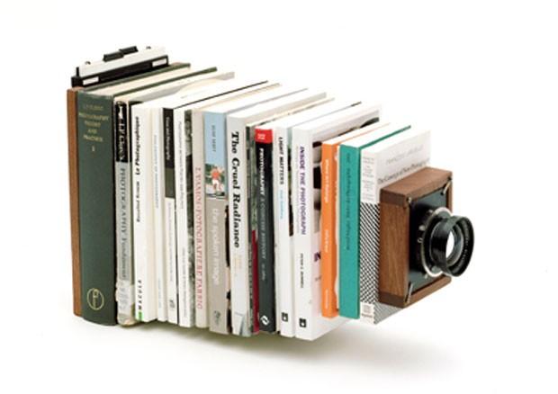 Biblioteca em fotos