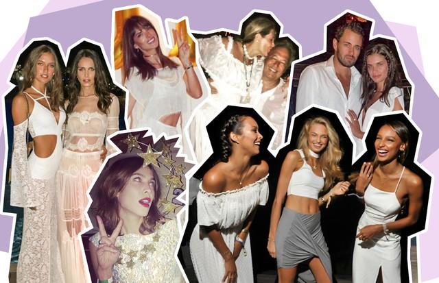 Réveillon: como (e onde) os fashionistas recebem o novo ano (Foto: Reprodução/ Instagram)