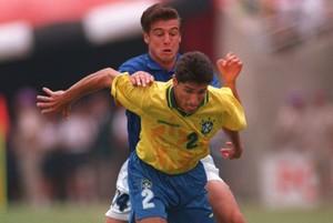 jorginho seleção brasil 1994 (Foto: Getty Images)