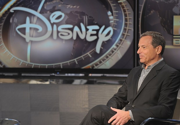 Robert Iger, CEO da Disney (Foto: Michael Loccisano/Getty Images)