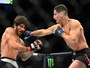 Nordine Taleb acerta bomba e impõe nocaute duro a Erick Silva no UFC 196