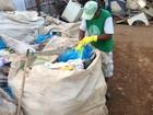 Projeto Recicla Rondônia cadastra catadores de material reciclável