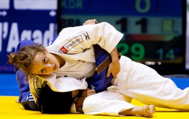 Nathália Brígida, judoca (Foto: Divulgação/CBJ)