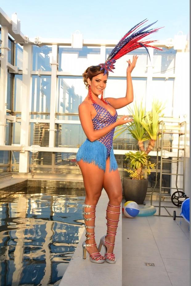 Denise Dias (Foto: Rodrigo Mesquita - Repórter Fotográfico / Divulgação. )