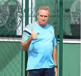 José Rosan Palmeiras (Foto: Cesar Greco/Ag Palmeiras/Divulgação)