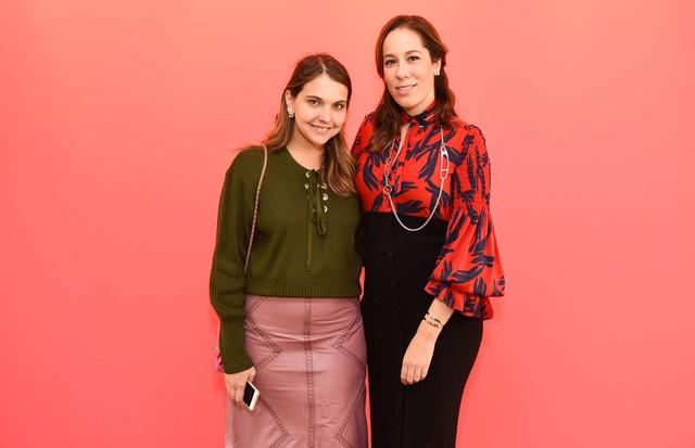 Vivian Sotocórno e Isabel Del Priore-2 (Foto: Divulgação)