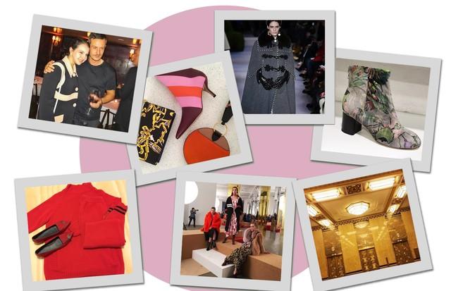 Diário da NYFW: dia 4 (Foto: Arte Vogue Online)