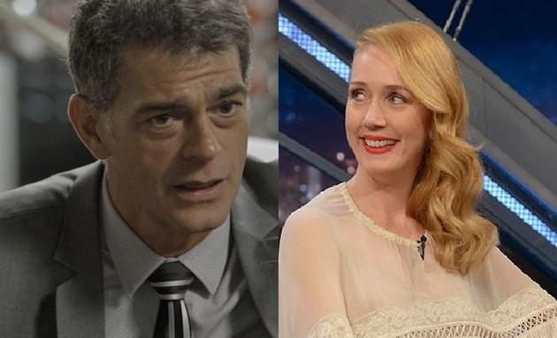 Série 'Corumbá' terá Eduardo Moscovis e Camila Morgado (TV Globo)