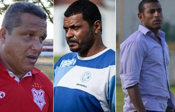 Givanildo, Rocha e Pedrinho são os únicos técnicos sobreviventes em SE