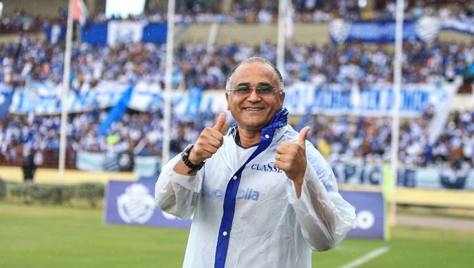 Oliveira Canindé CSA (Foto: Ailton Cruz / Gazeta de Alagoas)