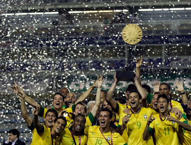 Campeão Brasil x Argentina (Foto: AP)