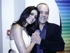 Surpresa! Luca de Castro baba por filha Carol Castro: 'É meu orgulho'