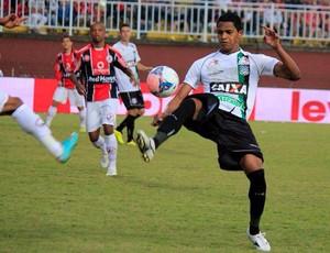 Volante Hildo de Queiroz no Figueirense (Foto: Figueirense/Divulgação)