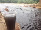 Resíduo de carvão já percorreu área de 84 quilômetros no Rio Tubarão