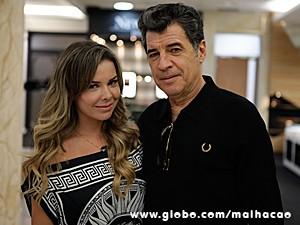 Em Malhação, a música embala as confusões de Caetano (Foto: Fábio Rocha / TV Globo)