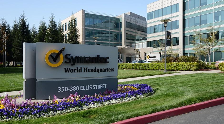A Symantec foi uma das empresas impactadas positivamente pelo ataque cibernético (Foto: Divulgação)