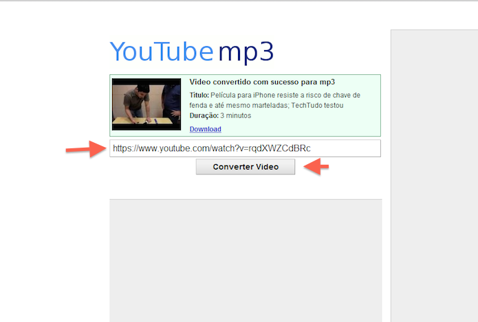 Como Baixar Somente O áudio De Músicas Do Youtube Dicas E Tutoriais Techtudo