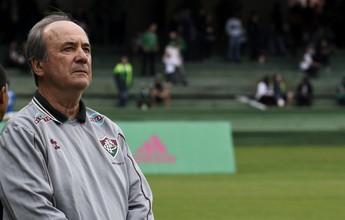 Levir não aponta culpado e nega que Flu viva o pior momento no Brasileiro