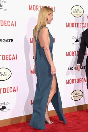Gwyneth Paltrow em première de filme em Los Angeles, nos Estados Unidos (Foto: Jason Kempin/ Getty Images/ AFP)