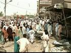 Paquistaneses vão às urnas apesar de ameaça talibã e atentados